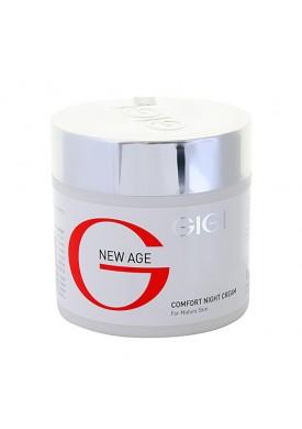 Крем-комфорт ночной (New Age | Comfort night cream) 20124 250 мл Gigi (Джи Джи)