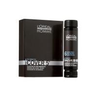Тонирующий гель №5, светлый шатен (Homme / Cover 5) E0508301 3*60 мл