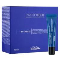 Концентрат Рекреэйт для волос, истонченных повреждениями (Pro Fiber) E1849300 10*15 мл