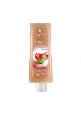 Скраб-дессерт для тела (Silhouette / Strawberries & Cream) ГП080002 200 мл