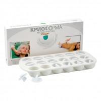 Косметическая форма для льда (Skin Therapy) ГП080014 1 шт.